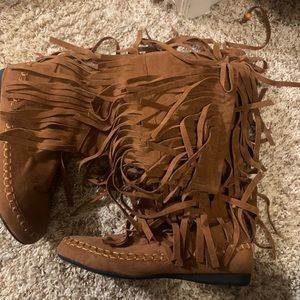 BRAND NEW Tribal Inspired Boots